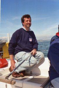 2001 At Sea