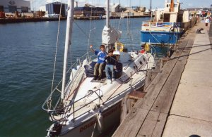 2001 Poole Harbour