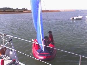 2005 Newtown Creek sailors